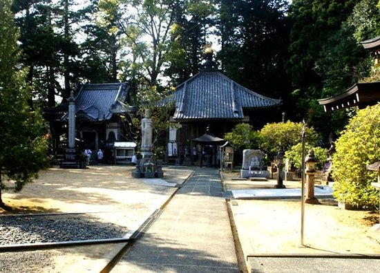 Butsumokuji Temple: 境内