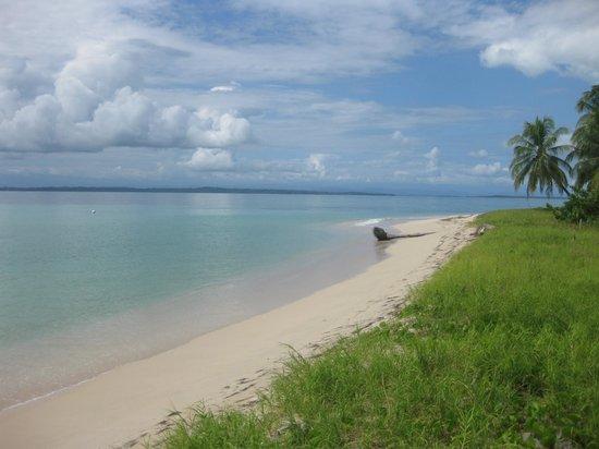 Isla Zapatillas : Cayo Zapatillas