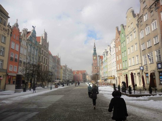 Dluga Street (ul. Dluga): Photo from Green Gate