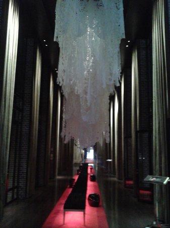 Faena Hotel Buenos Aires: Reveillon - Decoração da entrada do hotel