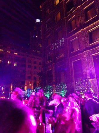 Faena Hotel Buenos Aires: Reveillon - Contagem regressiva