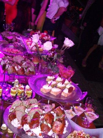 Faena Hotel Buenos Aires: Reveillon - mesa de doces