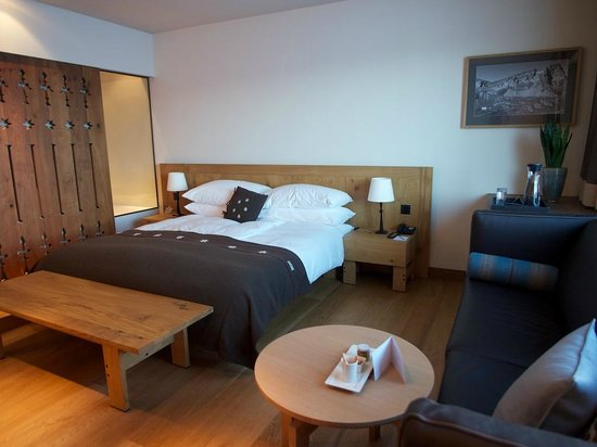 Frutt Lodge & Spa: Frutt Lodge room