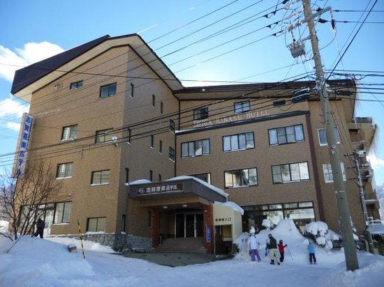 Shiga Kiraku Hotel: ホテル外観