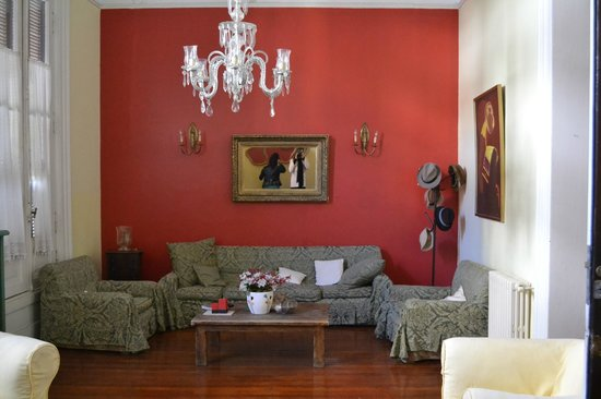 B&B Tango & Bandoneon: Sala de estar