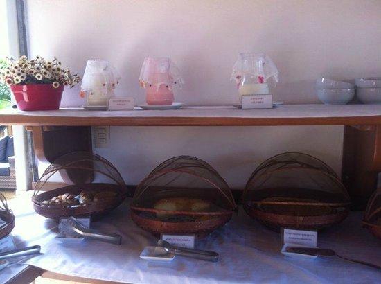 Windjeri Pousada : Café da manhã