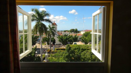 Iberostar Grand Hotel Trinidad: View on the Plaza