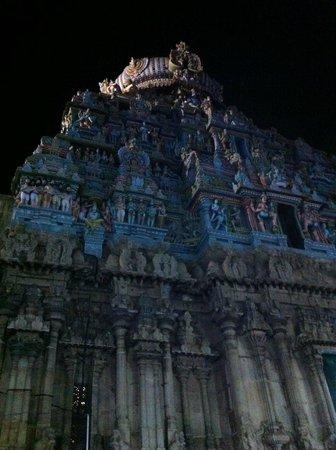 Koodal Azhagar Temple : Temple Gopuram