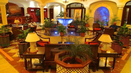 Iberostar Grand Hotel Trinidad: Reception Hall