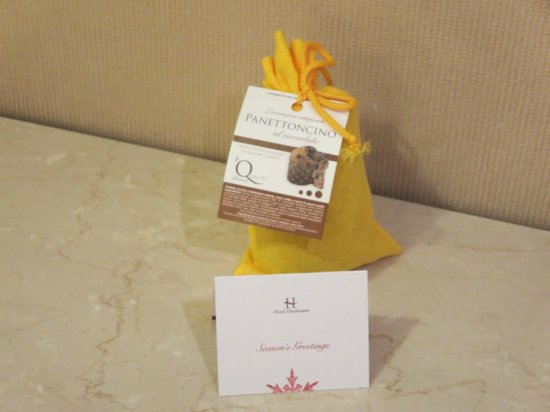 Hotel Diocleziano : Christmas gift !