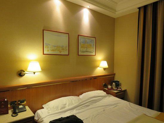 Hotel Diocleziano: Double room