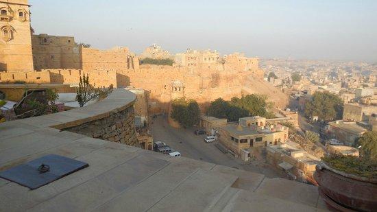 Hôtel Killa Bhawan : View