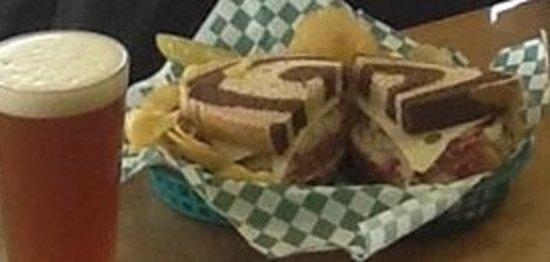 Shamus's Sandwich Shoppe: Shamus's Famous Sandwich