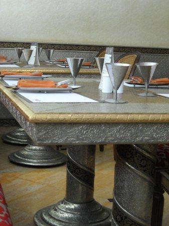 Ohri's Banjara: Restaurant