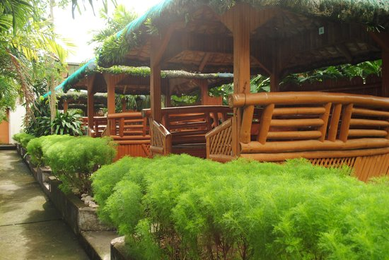 Lucena City, Filipinas: cottages
