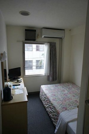 Super Hotel Ishigakijima: 室内の様子