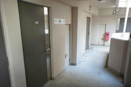 Super Hotel Ishigakijima: なんか、マンションみたい・・・