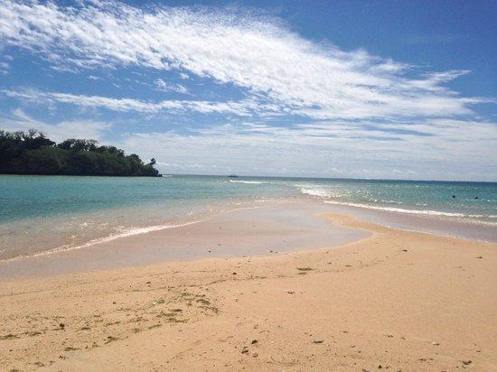 InterContinental Fiji Golf Resort & Spa: Natadola Beach