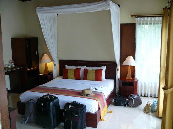 Beji Ubud Resort: номер