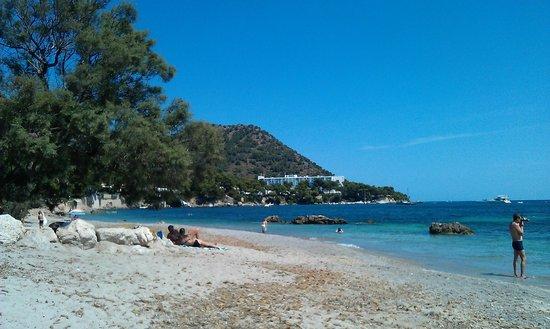 Blue Sea Don Jaime: Short cycle ride (off road) to beach at Costa de los Pinos