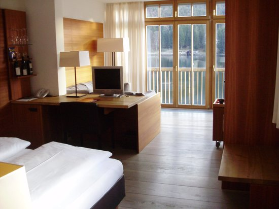 Seehotel Grundlsee: Zimmer