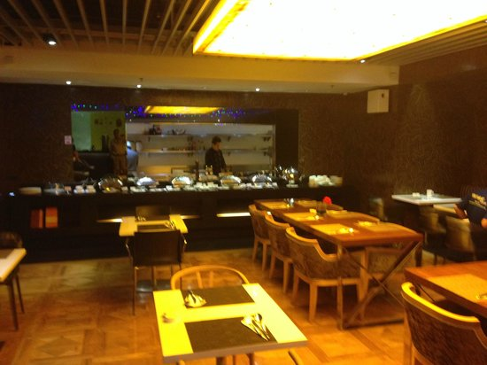 Citrus Sukhumvit 13 by Compass Hospitality: The best buffet breakfast I have had in Bangkok