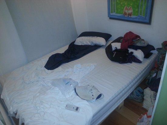 Chilli Bangkok Hotel : The bedroom