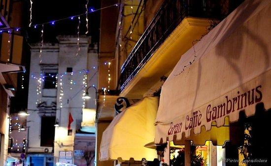 Gran Caffe' Gambrinus