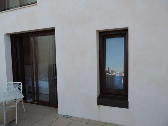 Alcudia Petit Hotel: Die Terrasse