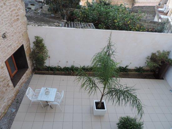 Alcudia Petit Hotel: Aussicht aus dem Zimmer 103