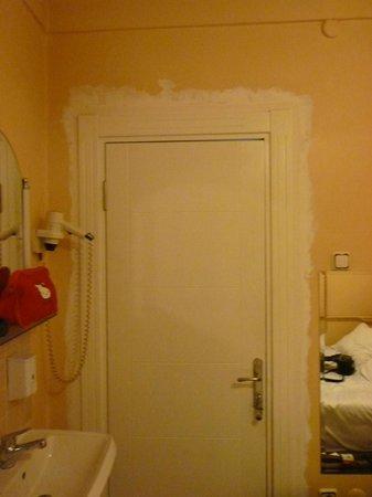 Sultanahmet Hotel: Door