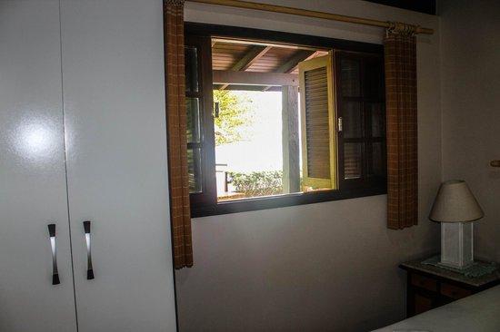 Solar dos Girassois: Vista interna quarto