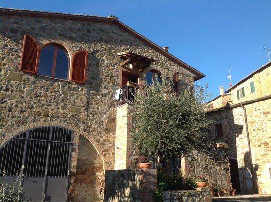 Porta Castellana: La Casa da Fuori