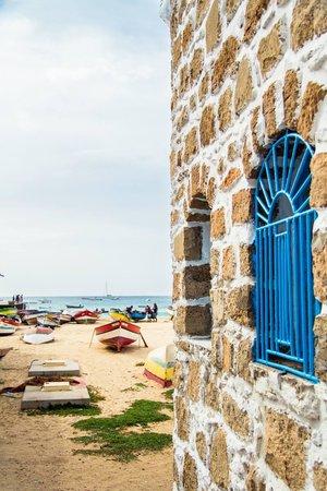 Hotel Dunas de Sal : Boats