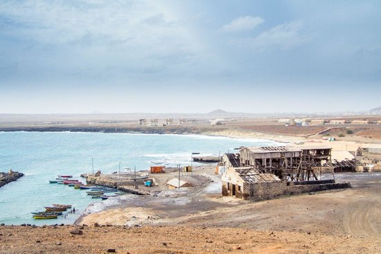 Hotel Dunas de Sal : Salt mines Pedra de Lume