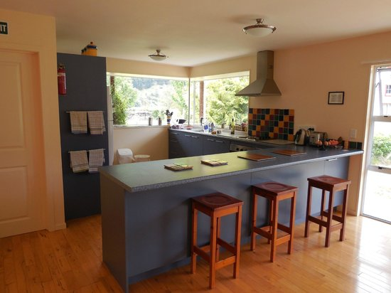 Double Dutch: Lovely Kitchen for Guests