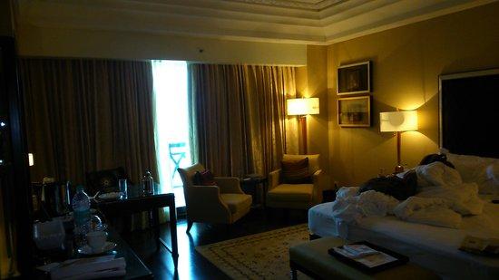 The Leela Palace Chennai: City view room