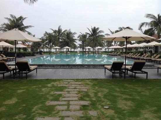 Boutique Hoi An Resort: Majestic beach views