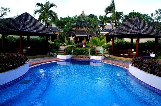 Shangri-La's Mactan Resort & Spa: スパ
