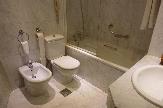 Espahotel Gran Vía: Baño