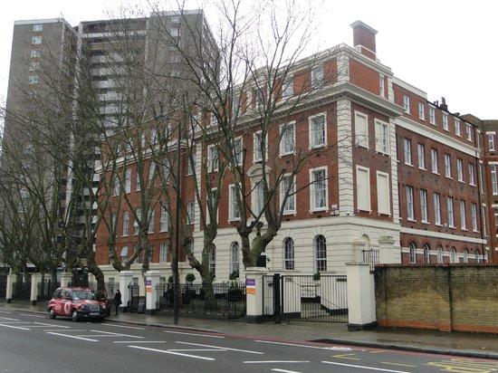 Citadines St Mark's-Islington London: L'Hôtel