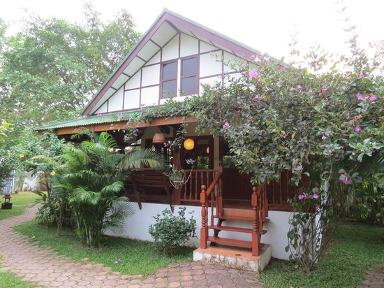 Secret Garden Chiang Mai: Our cottage, Hummingbird
