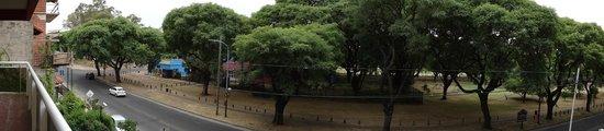 Pampa Plaza Hotel: vista panoramica