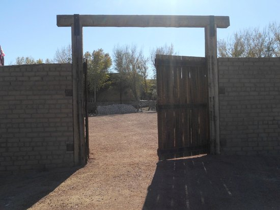 Old Las Vegas Mormon Fort