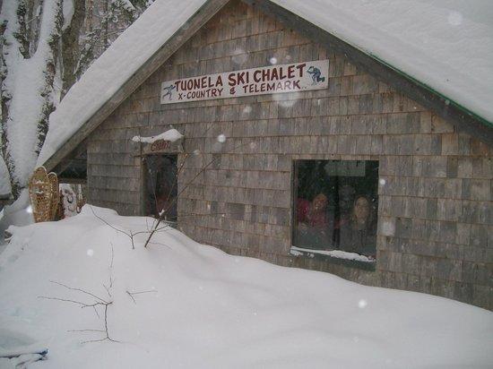 Tuonela Ski Village: Chalet for 8