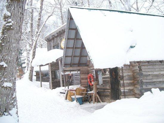 Tuonela Ski Village: The lodge