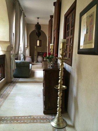 La Villa Nomade : outside the rooms