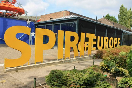 Mini-Europe : Spirit of Europe