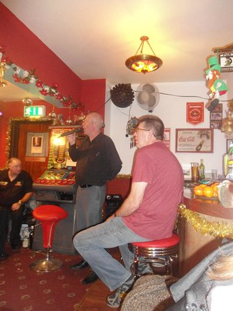New Guilderoy Hotel Blackpool : Karaoke fun