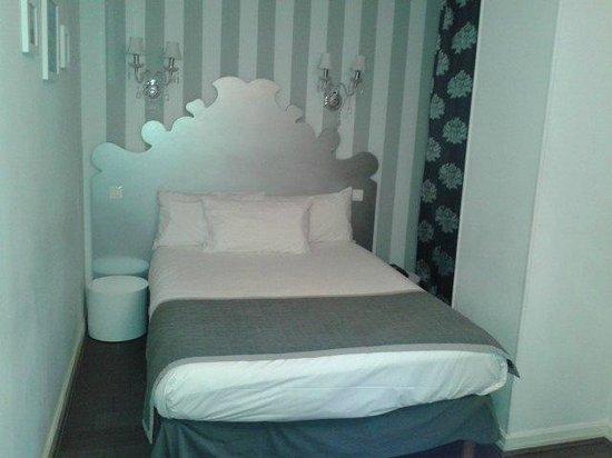 Hotel La Villa Nice Promenade: letto
